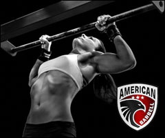American Barbell - large selection of premium USA-made Olympic bars and bumpers