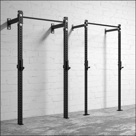 American Barbell Garage Gym Wall-mounted Rack