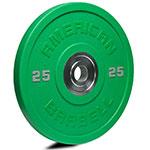 Urethane Training/Comp Bumper Plates