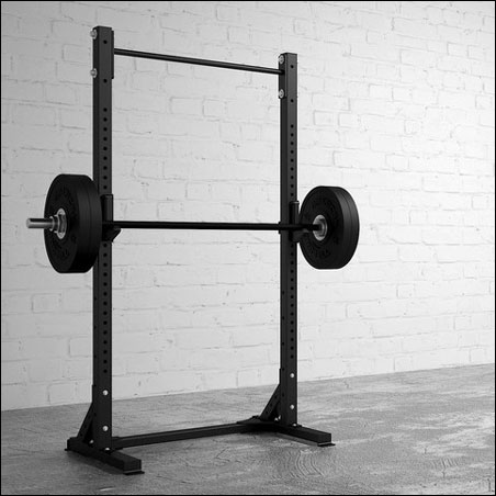 American Barbell Powerhouse Pull Up Squat Rack