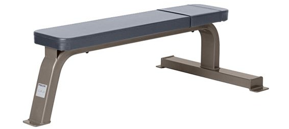 precor 101 flat weight bench