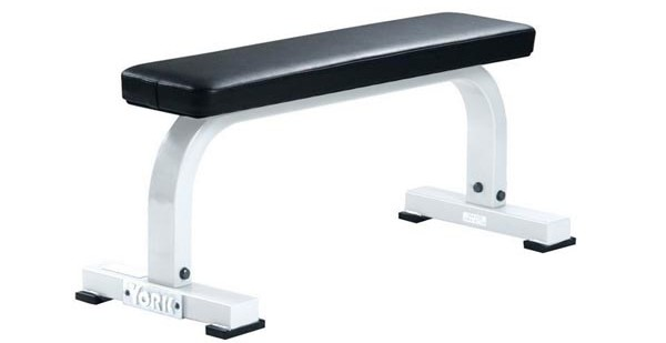 york st flat weight bench
