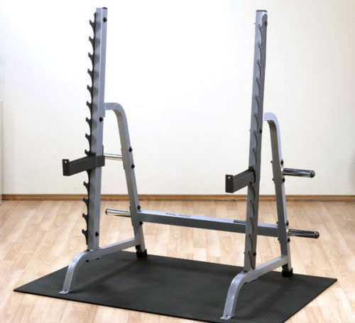Body Solid Multi-Press Squat Rack on Amazon