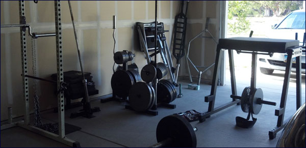 Muscle up at home gear basics for your crossfit garage gym
