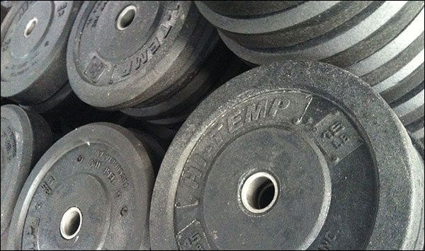 Bumper Plates Buying Guide - Selecting Weights