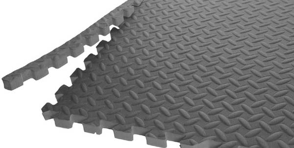 Garage Gym Flooring Protect Your Equipment And Foundation - Padded garage floor mats