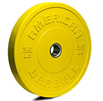 American Barbell Colored Sport Bumpers (kg or lb)