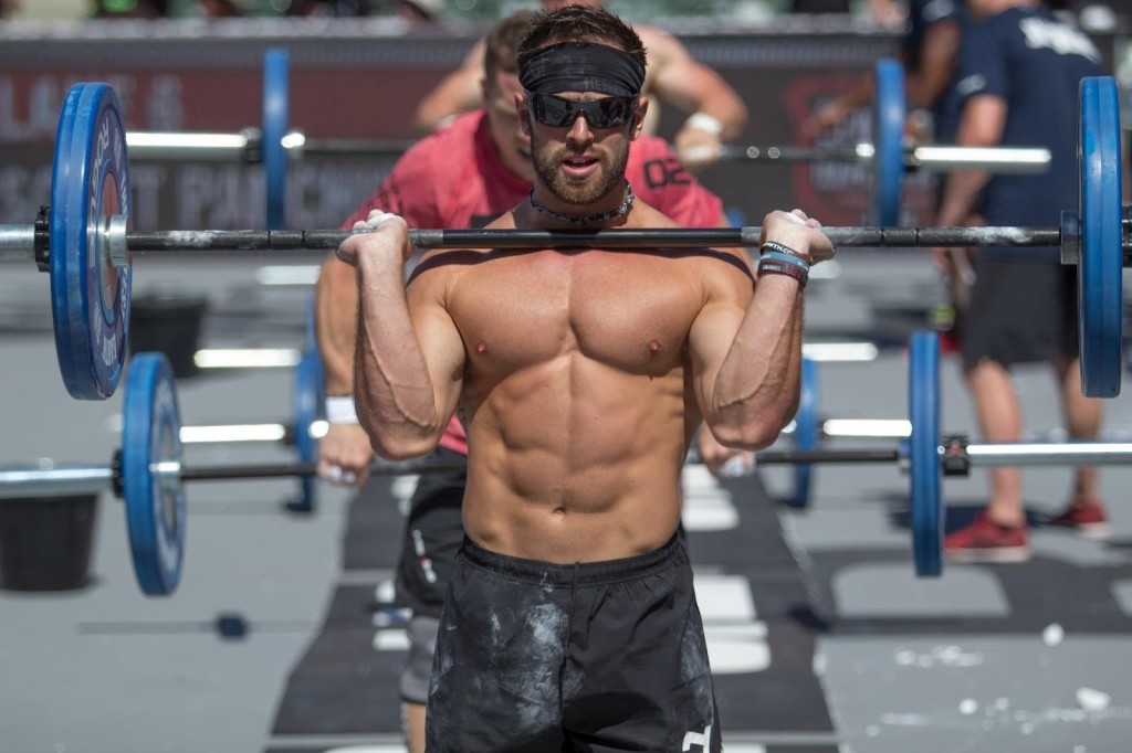 Rich Froning Crossfit Games