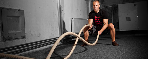 Battle Rope Workouts Add Rope Training To Your Routine