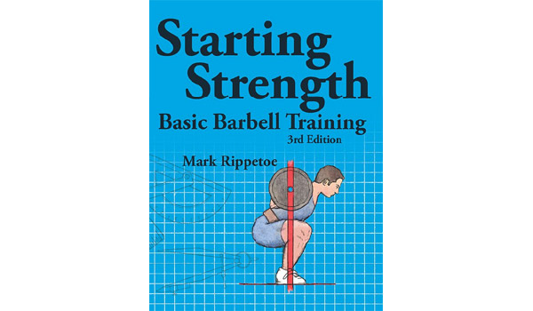 starting strength the book by rippetoe