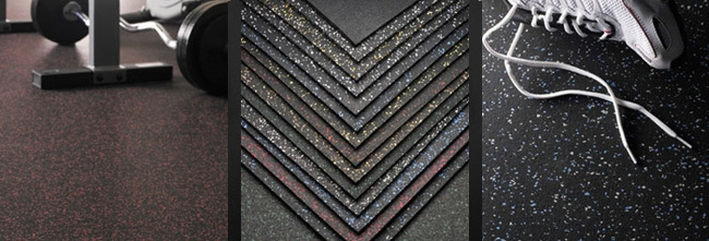 Garage gym flooring protect your equipment and foundation regupol aktiv garage gym flooring at rogue fitness solutioingenieria Choice Image