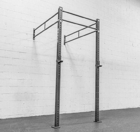 The Rogue Monster Lite Wall Mounted Power Rack