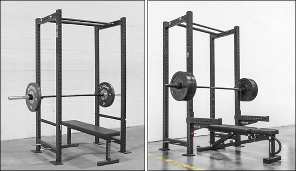 Rogue R3 and RML-3 Power Racks side-by-side review