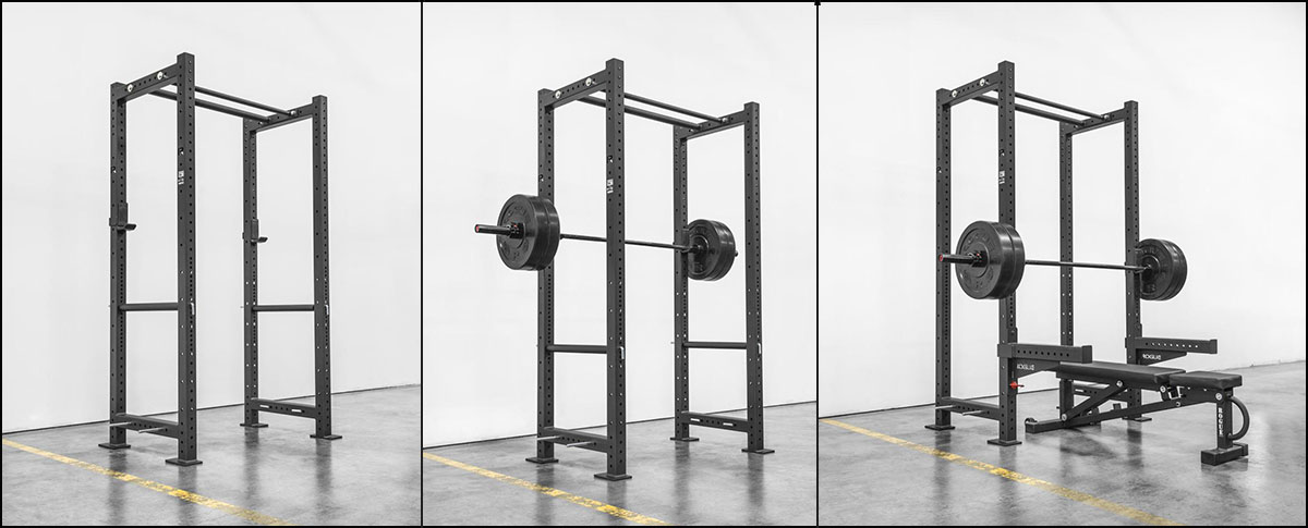 Rogue Monster Lite RML-3 Power Rack