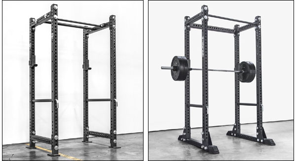 Rogue Bolt Together and Flat-Footed RM3 Power Racks