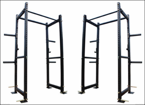 The Titan HD vs the Rogue R3 Power Rack Review