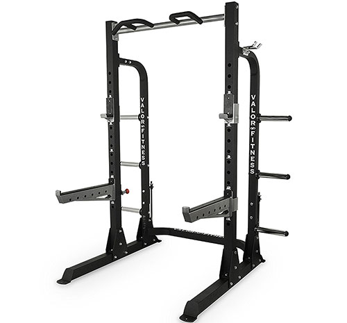Valor Fitness Pro BD-58 Half Rack - about $700