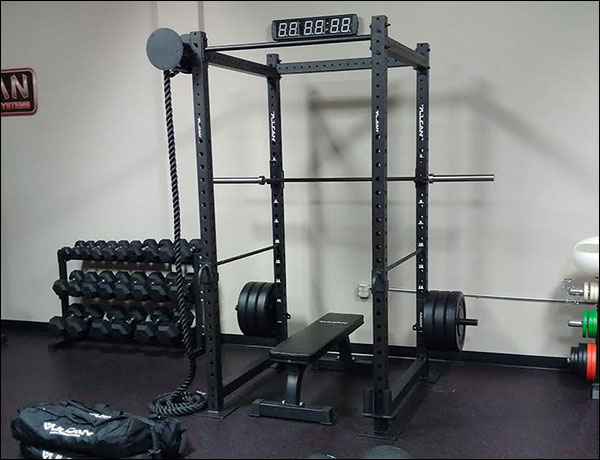 Vulcan Standard 3x3 Power Rack