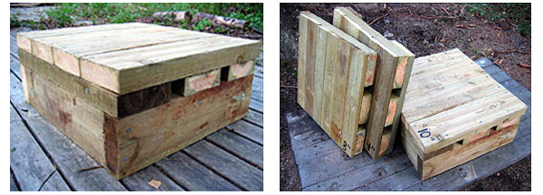 Making an adjustable heavy duty squat box plyo box
