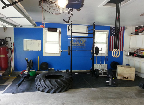 Garage gym inspirations ideas gallery pg garage gyms