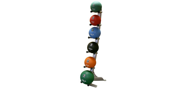 Body-Solid Medicine Ball Organization Rack