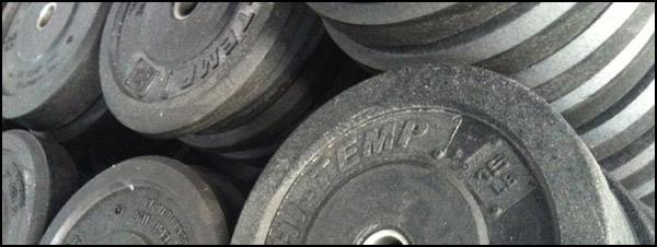 Bumper plates sets for Crossfit - package deals
