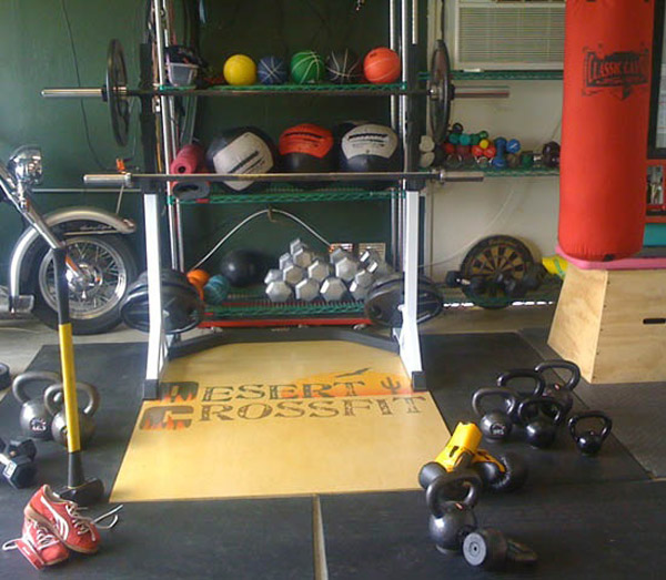 garage boxing gym ideas - Garage Gym s Inspirations & Ideas Gallery page 1