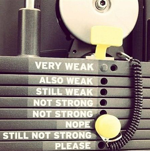 Cute. Very clever #stack #motivation