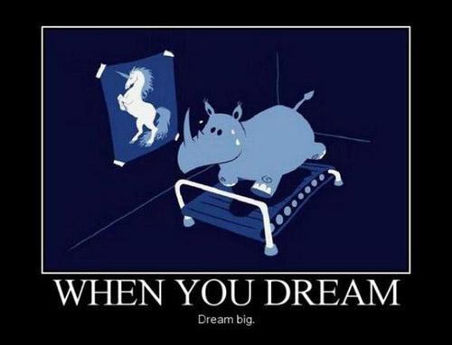 Dream big #dream #achieve