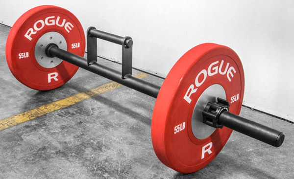 Specialty Weightlifting Bars - Rogue Farmers Walks Handles