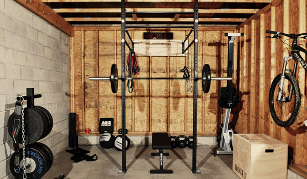 weightlifting gifts - garage gym package from Rogue