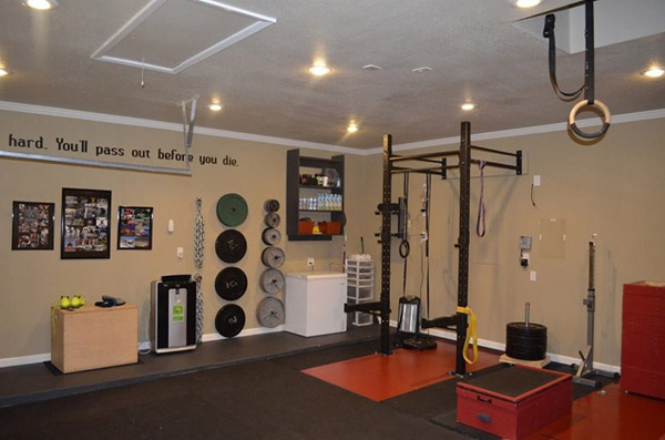 Garage Gym Photos Inspirations Ideas Gallery Page 1