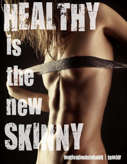 Healthy is the new skinny... damn right, fit is hot #runway fit #sexiness