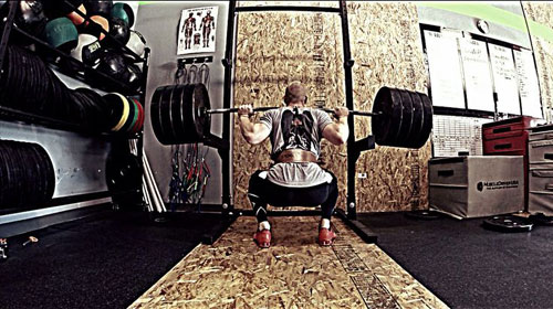 Heavy Squat day - No problem #squats #gains #lift