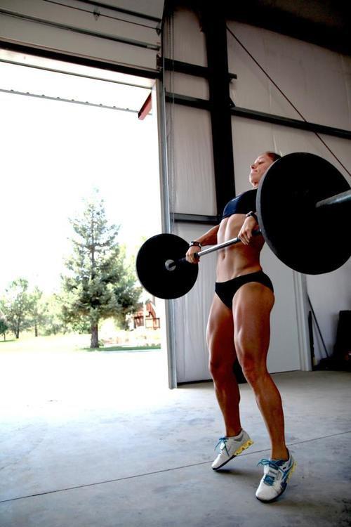Garage Gym WOD #garage-gyms #lift