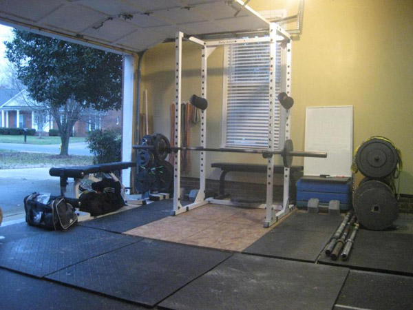 Garage gym rasumofskygasse : Garage gym inspirations ideas gallery pg