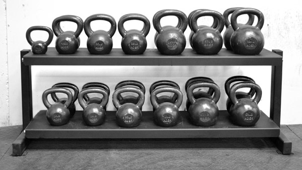 Kettlebell Storage for your gym