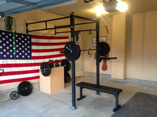 Awesome rogue garage gym courtesy ideas home single u pushka