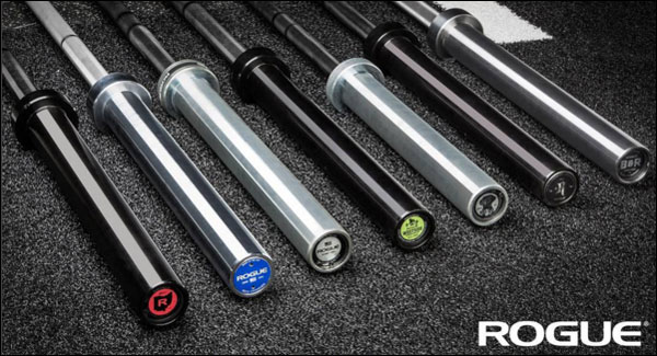 Part of the Rogue Barbell Line-up 2016 #RYouRogue