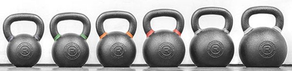 Rogue Kettlebells and Monster Bells