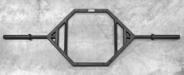 The hex trap bar from Rogue Fitness