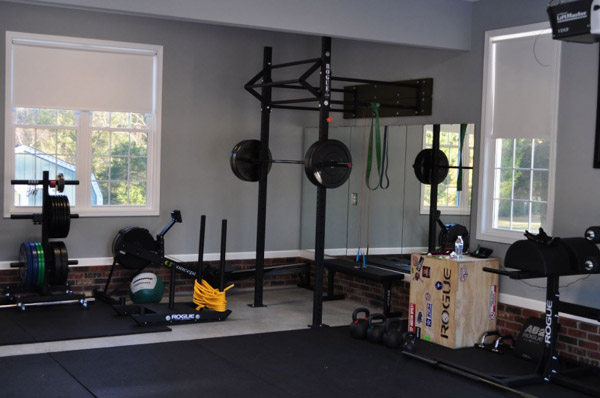 Building a garage gym home u solesisters