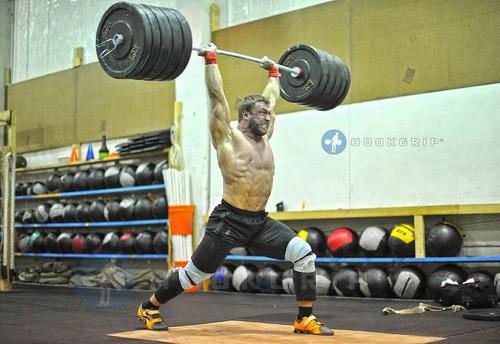 Making it look easy... kind of #Klokov #heavy #Olympian
