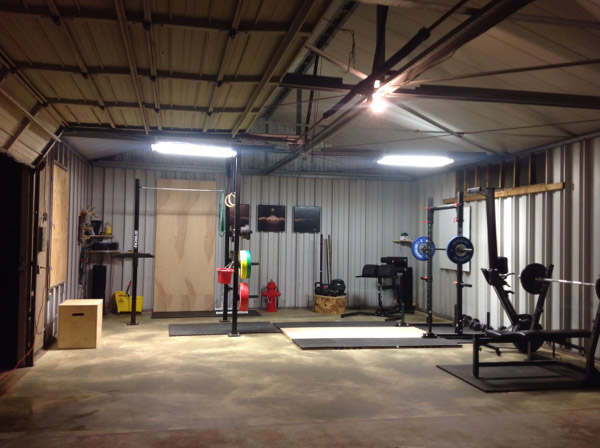 Garage gym inspirations ideas gallery pg