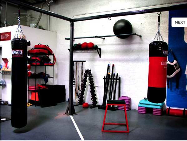 Inspirational garage gyms ideas gallery pg 5 garage gyms for Dimension box garage