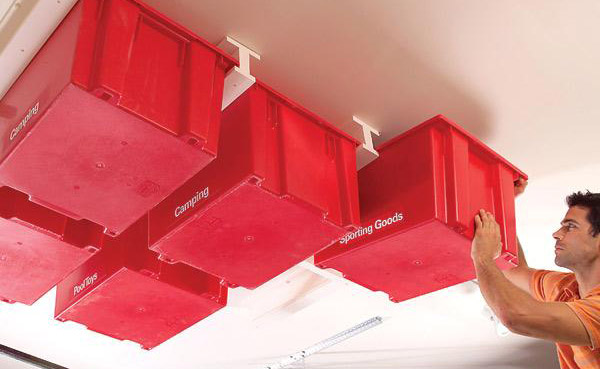 Hanging Storage System DIY Guide