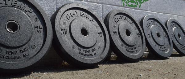 bumper plates set