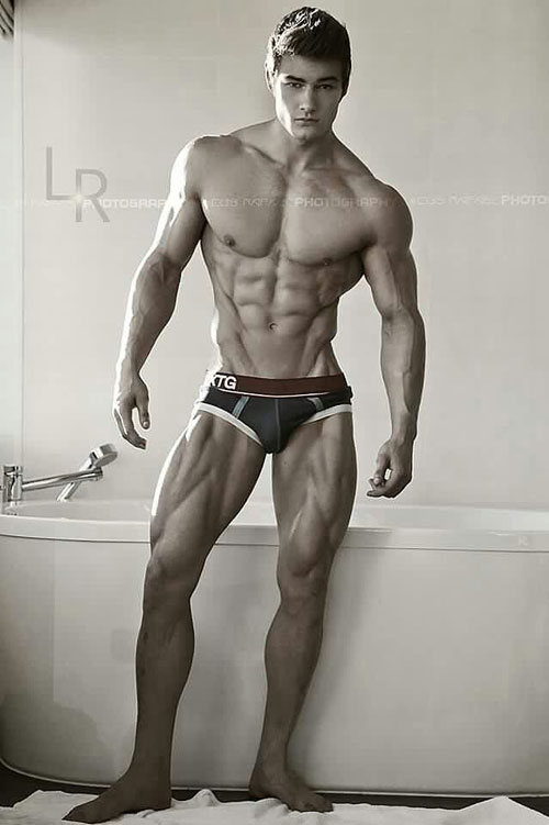 Some more Jeff Seid