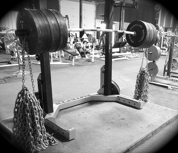 Ok not a home gym, but inspirational nonetheless