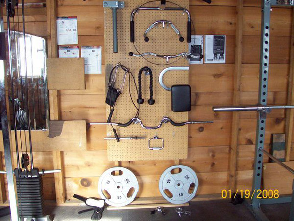 Inspirational Garage Gyms Amp Ideas Gallery Pg 5 Garage Gyms
